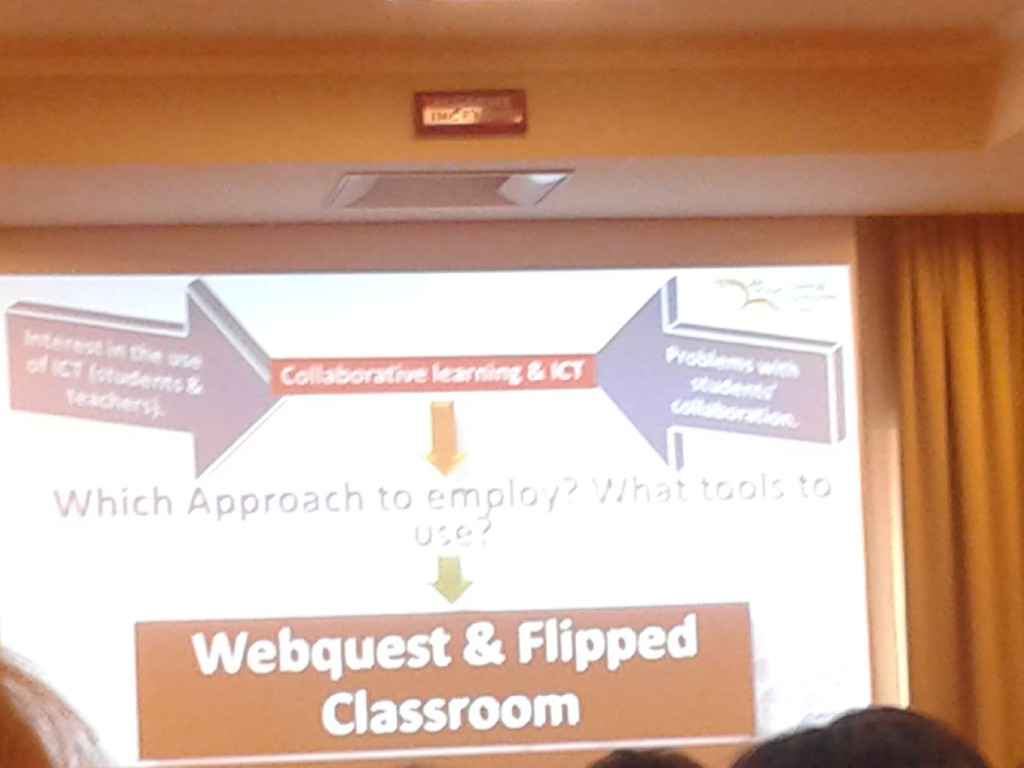 Webcast & Flipped classroom